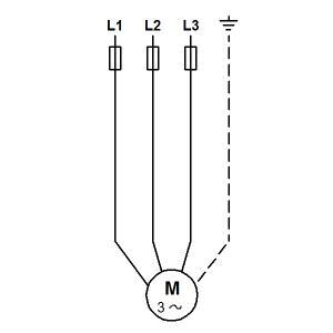 Схема подключения UPS 25-40 180
