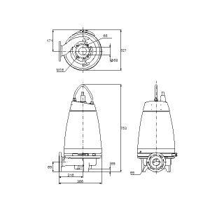 UPS 40-120F-250(1х230)
