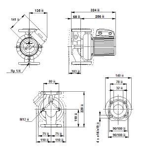 UPS 32-120F-220(1х230)